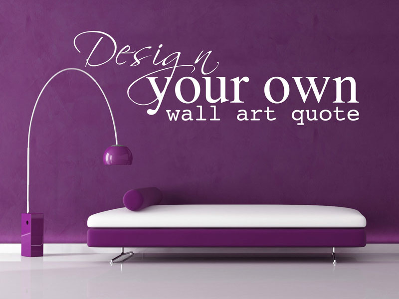 28 Design Your Own Wall Art Stickers Design Your Own Wall
